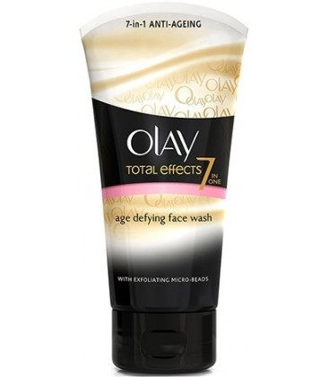Olay Total Effects Crema Limpiadora Anti-edad 150 ml