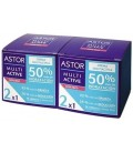 Astor Multi Active Crema Cutis Seco 2x1 50 ml