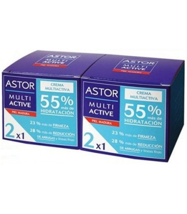 Astor Multi Active Piel Madura 2x1 50 ml