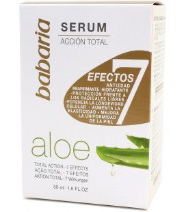 Babaria Serum 7 Effects Aloe Vera