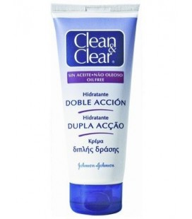 Clean & Clear Moisturizing double action without oil 100 ml