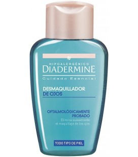 Diadermine Eye Makeup remover 2 x 125 ml
