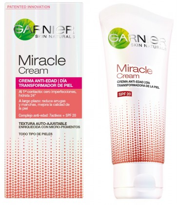 Garnier Miracle Cream Día SPF-20 50 ml