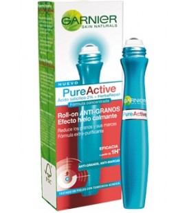 Garnier Pure Active Roll-On Antigranos 15 ml