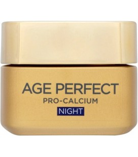 L'Oréal Age Perfect Noche Calcium 50 ml