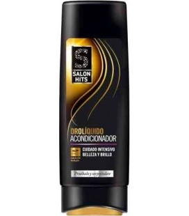 Salon Hits Oro Líquido Acondicionador 250 ml