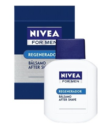 Nivea Men Bálsamo Regenerador 100 ml
