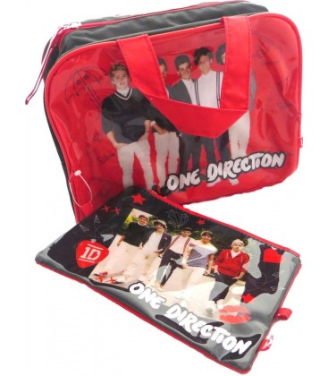 One Direction Set Bolso Y Neceser
