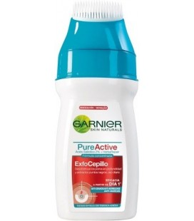 Garnier Pure Active ExfoCepillo 150 ml