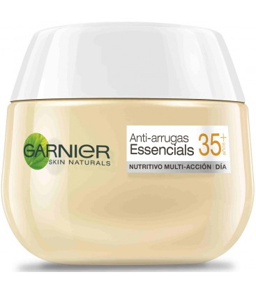 Garnier Essencials Anti-Arrugas Nutritiva +35 Años 50 ml